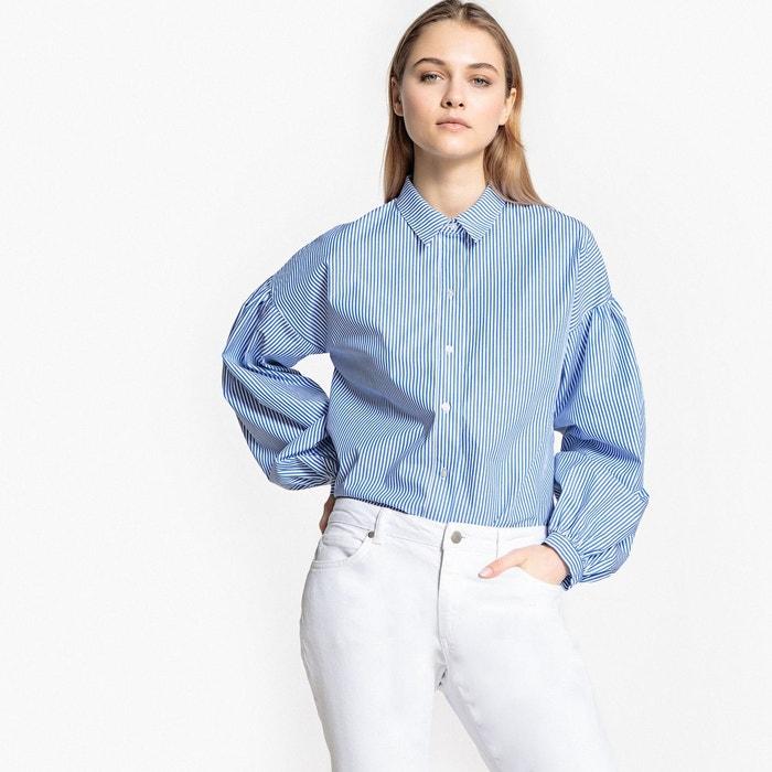 G Star Chemise rayée coupe boyfriend | Shirts, Women