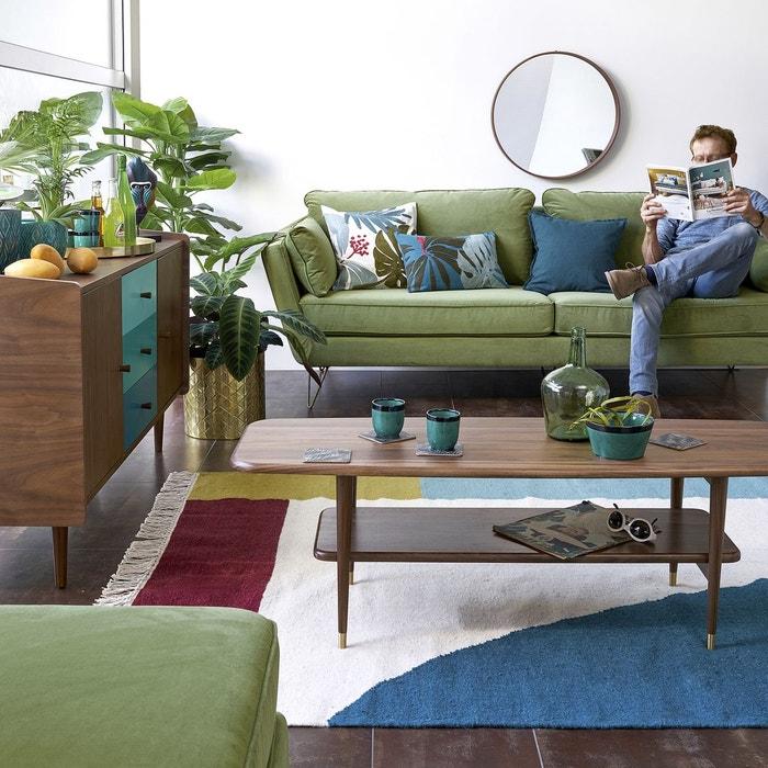 Grans tapis coloré pour grand espace salon