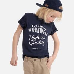 Camiseta con mensaje 3-12 años