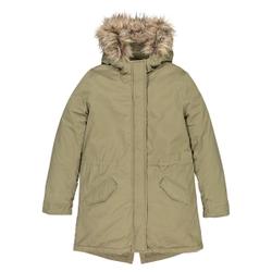 Parka con capucha cálida 10-18 años