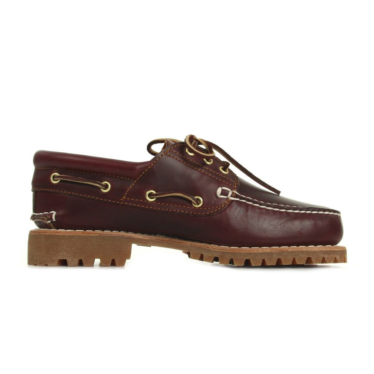 chaussure timberland hommes rouge