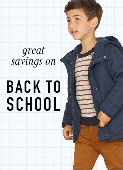 Great Savings On Back To School