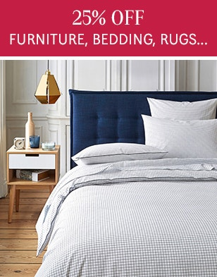 25% Off Homeware - Furniture, Bedding, Rugsr