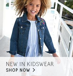 New In Kidswear