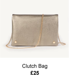 Clutch Bag - £25