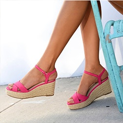 Banner for Womanswear Shoes