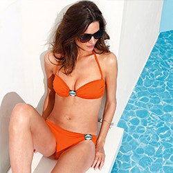 Banner for Womanswear Swimwear
