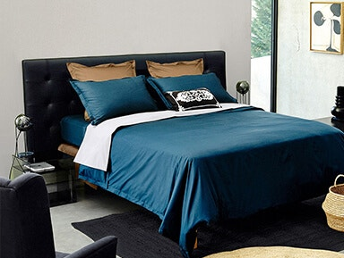 Luxury bedding & linen