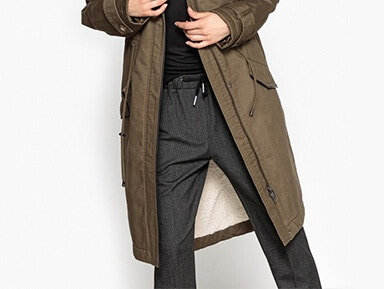 Womens Long Coats