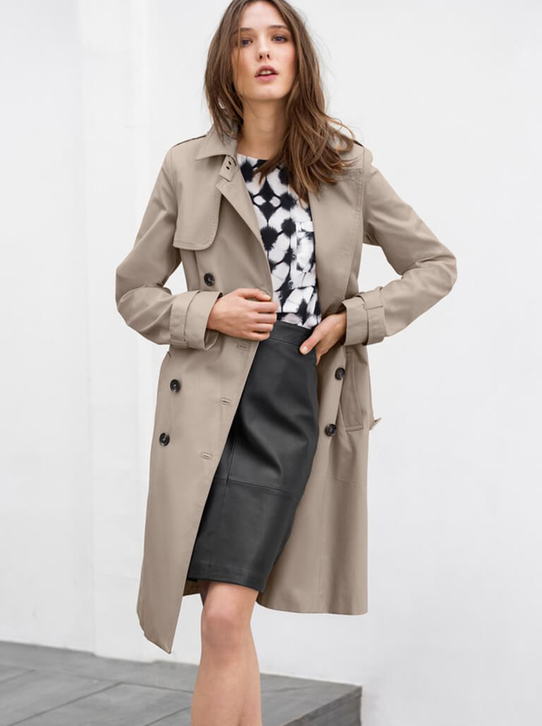Raincoats & Trench Category Image