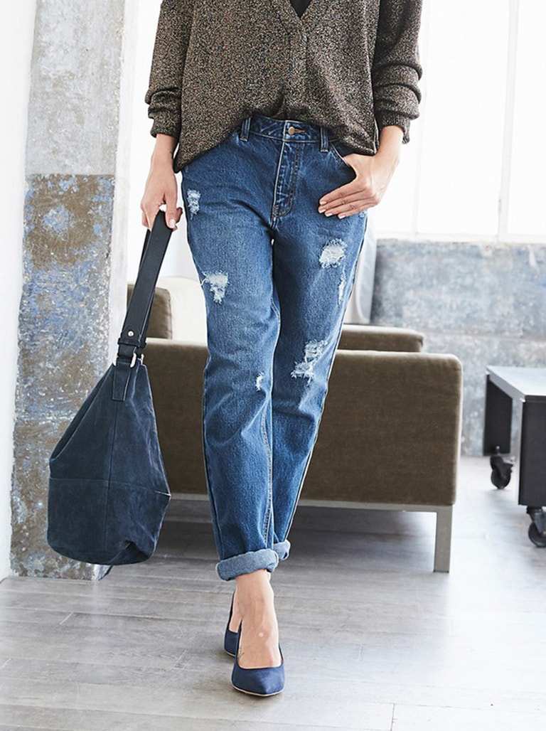 Boyfriend Jeans Image