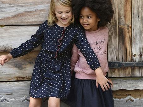 Girls Knitwear and Sweatshirts