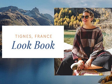 Tignes Lookbook Banner