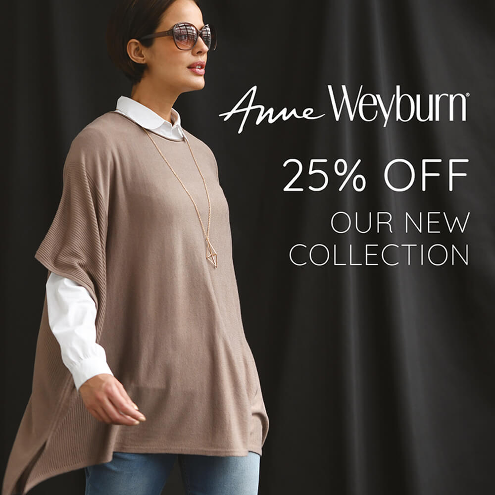 25% Off Your Classic Autumn Looks