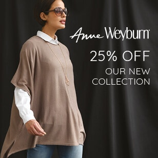 25% Off Anne Weyburn Collection