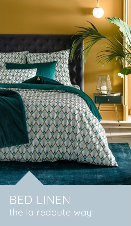 How to Shop Bed Linen