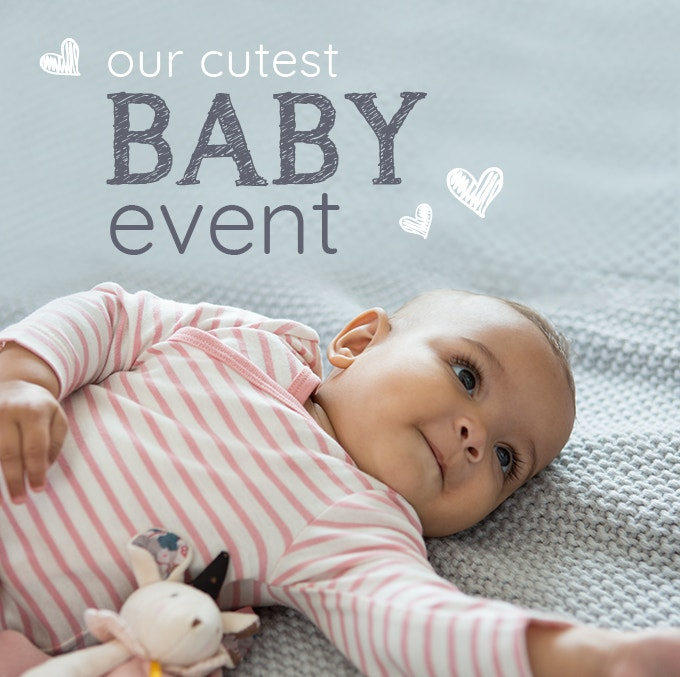 25% Off Our Baby & Nursery Collection