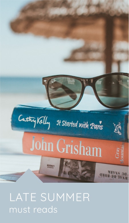 Summer Holiday Must Reads