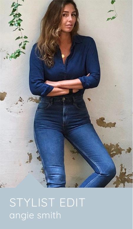Blogger Edit - Angie Smith