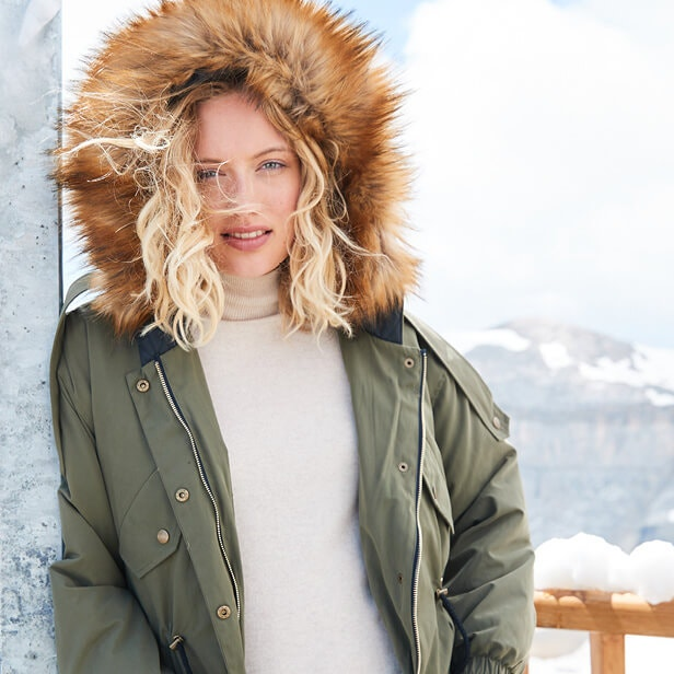 Up to 50% off all womens winter warmers