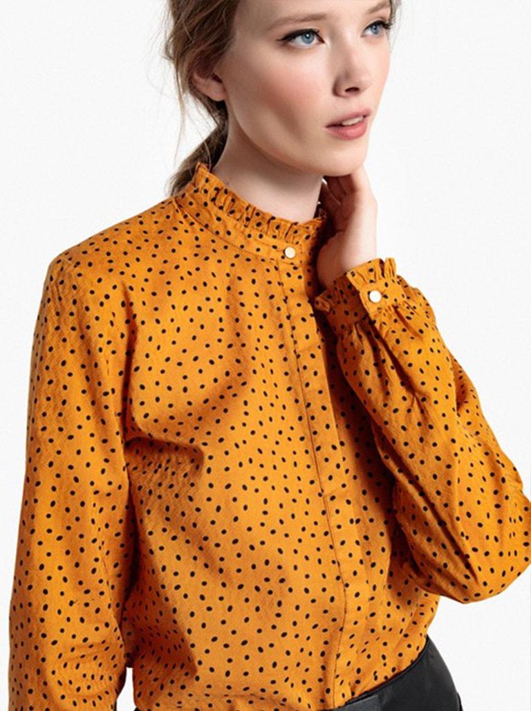 Plus Size Shirt & Blouses