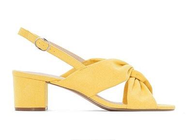 Wide fit sandals