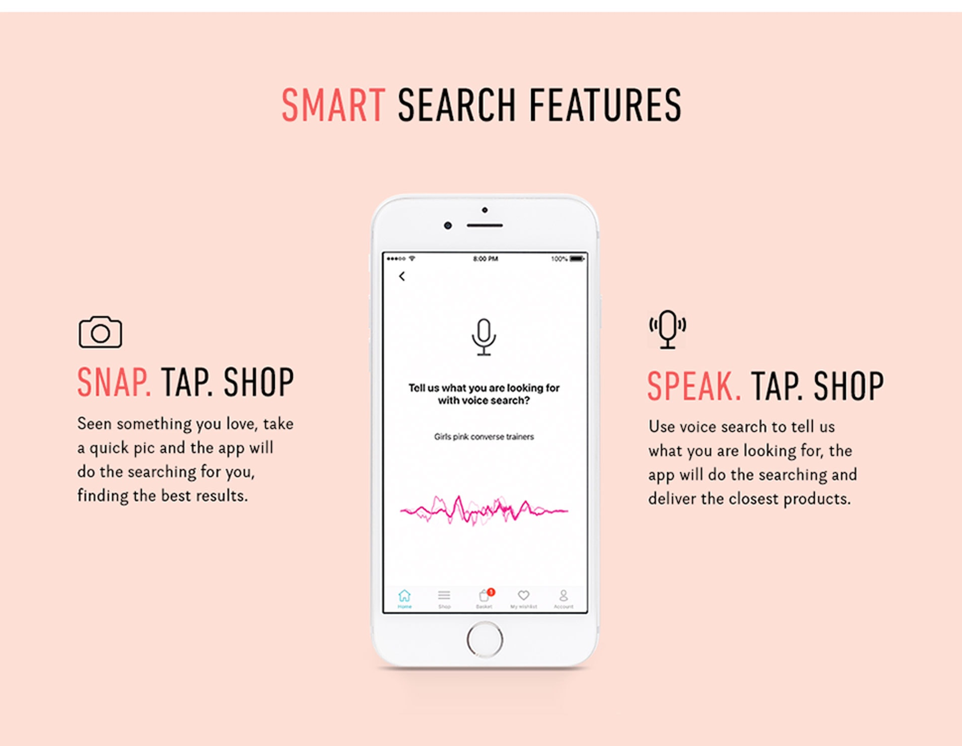 Smart Search Features
