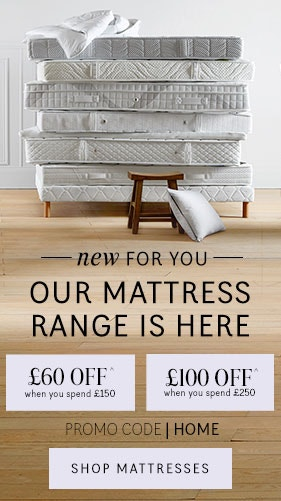Our mattress range is here