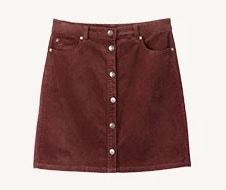Button Up Skirt - £25