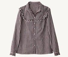 Cotton Mix Shirt - £25