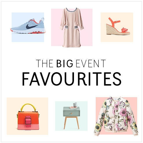 Big Event Favourites