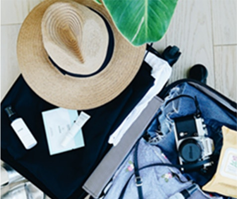 Summer Holiday Packing Tips