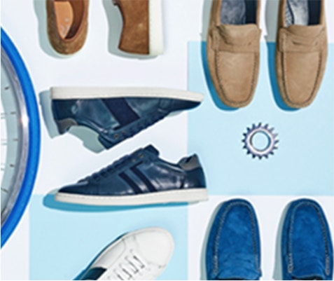 6 Essential Men's Summer Shoes