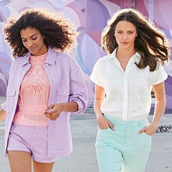 Banner for Womanswear Blouses Shirts Tunics