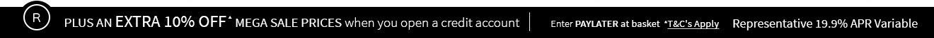 La Redoute Credit Account