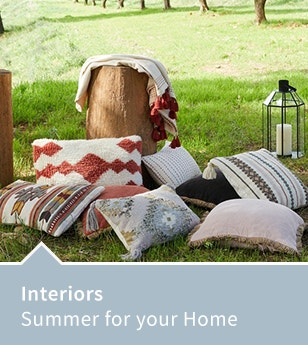 Interiors updates for your home in summer