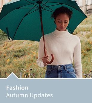 Trend Alert: Autumn Updates