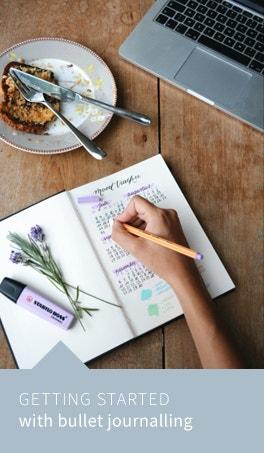Journalling Tips