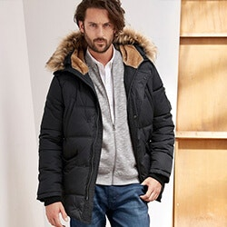Banner for Mens Coats