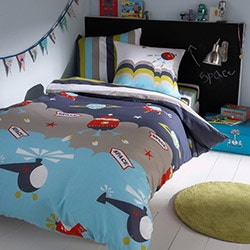 Childrens bed linen